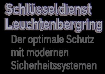 Schlüsseldienst München Leuchtenbergring