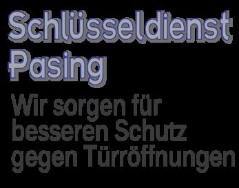Schlüsseldienst München Pasing